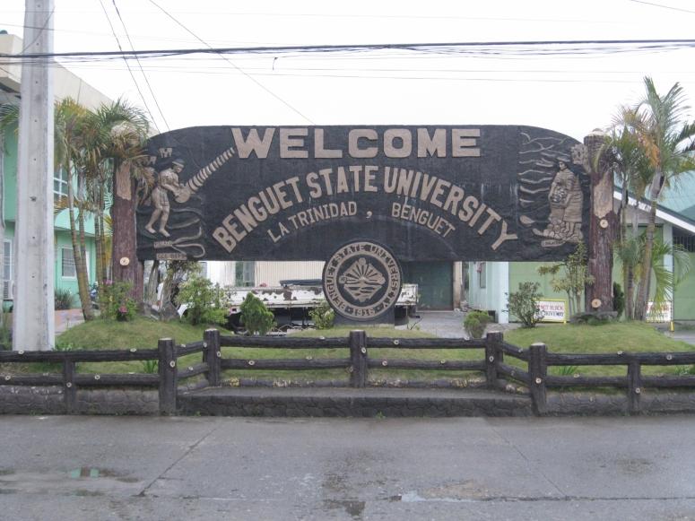 BSU, benguet state university